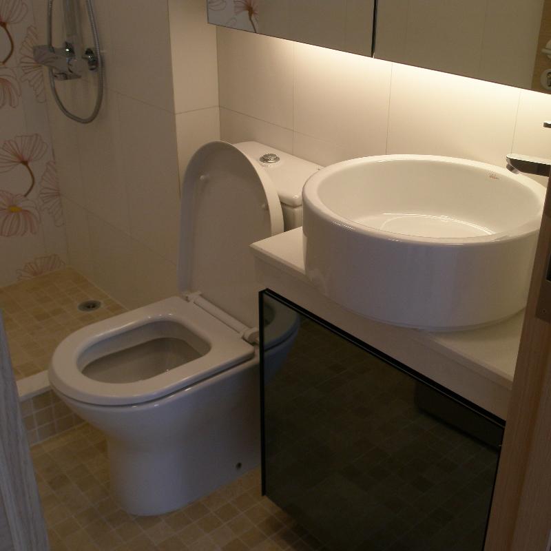 洗手間工程