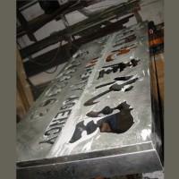 不銹鋼鐳射切割 LCE0101
