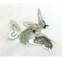 蝴蝶不銹鋼鐳射切割 LCE0116