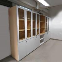 學校木書櫃