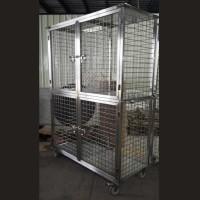 不銹鋼籠車 SSC0101