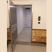 不銹鋼走廊門 SSD0501
