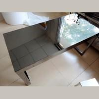 鏡面鋼玻璃檯 SSF1101 b