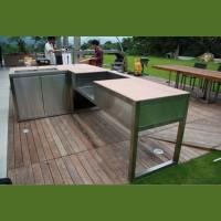 不銹鋼戶外廚櫃 SSF1901