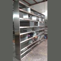 不銹鋼方檯 SSF3201
