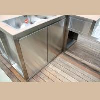 不銹鋼廚櫃 SKC0401 a