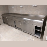 不銹鋼餐廳地櫃 SKC1001