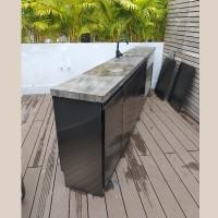 不銹鋼餐廳廚櫃 SKC1101