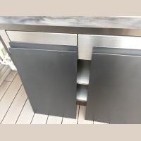 不銹鋼餐廳廚櫃 SKC1201 a