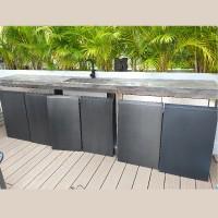 不銹鋼餐廳廚櫃 SKC1201 b
