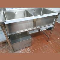不銹鋼餐廳洗水盤 SKC1501