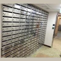 不銹鋼大堂信箱 SLB0201 c