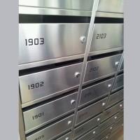 不銹鋼大堂信箱 SLB0201 d