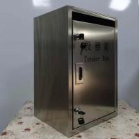 訂造不銹鋼信箱 SLB1801