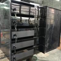 不銹鋼信箱訂製 SLB1901