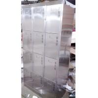 不銹鋼儲物櫃 W890 x D450 x H1780(mm) SSL0101 a