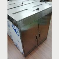 不銹鋼回收箱 33 x 18 x 39 inch SRB0201 a