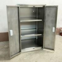 SSL0501 不銹鋼儲物櫃雙門  L400mm x D350mm x H700mm SSL0501 b