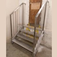 不銹鋼樓梯 SRH2701
