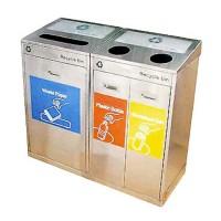 不銹鋼環保回收箱 SRB0301