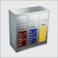 不銹鋼環保回收箱 SRB0501
