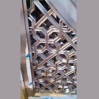 不銹鋼裝飾屏風 SCN0201 a
