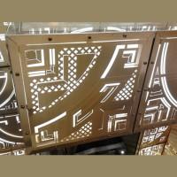 不銹鋼電鍍屏風 SCN0401 b