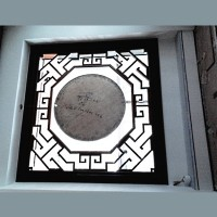 不銹鋼餐廳屏風 SCN0701