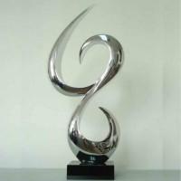 不銹鋼座檯雕塑 SSS0101