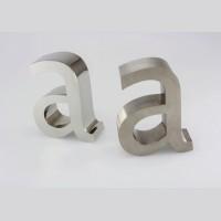 不銹鋼3D字 SIG0202 e