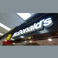 麥當勞 LED吸塑招牌 SSS1001 d