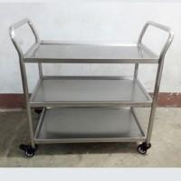 不銹鋼餐車(三層) SST1301 a