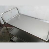 不銹鋼餐車(三層) SST1301 b