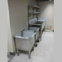 不銹鋼廚房用品車 SST1901