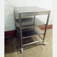 不銹鋼車連櫃桶 SST2001