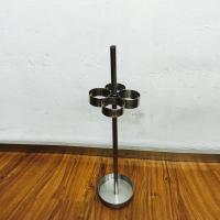 不銹鋼雨傘架 HLU-0005 125 X 125 X 575mm (dia 65mm plate dia 140mm) 2