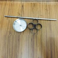 不銹鋼雨傘架 HLU-0005 125 X 125 X 575mm (dia 65mm plate dia 140mm) 3