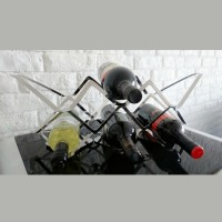 不銹鋼紅酒架 SWR0101 a