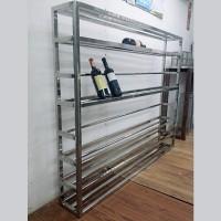 不銹鋼紅酒架 SWR0701