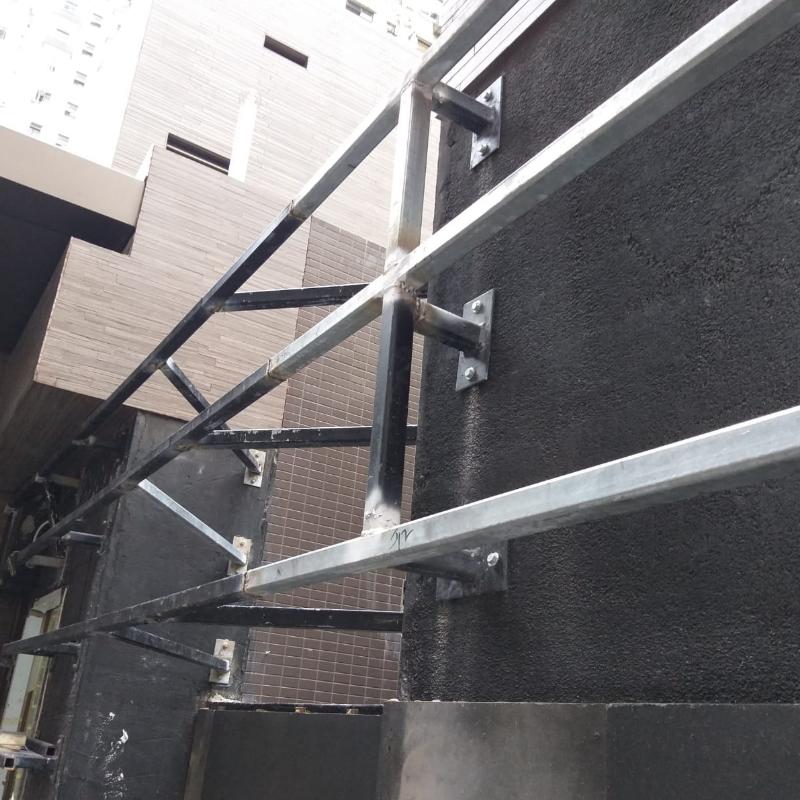 外墙金屬工程